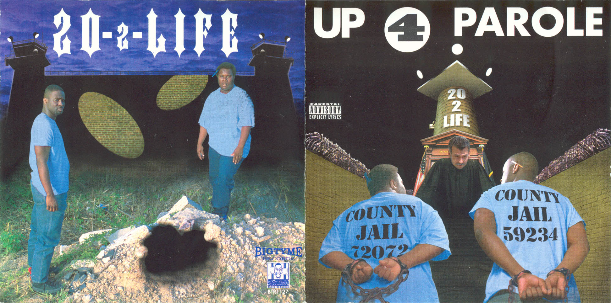 DJ Screw and 20-2-Life-Servin' A Deuce